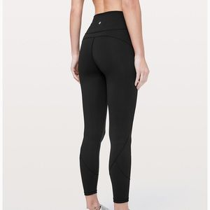Lululemon In Movement Tight 25""